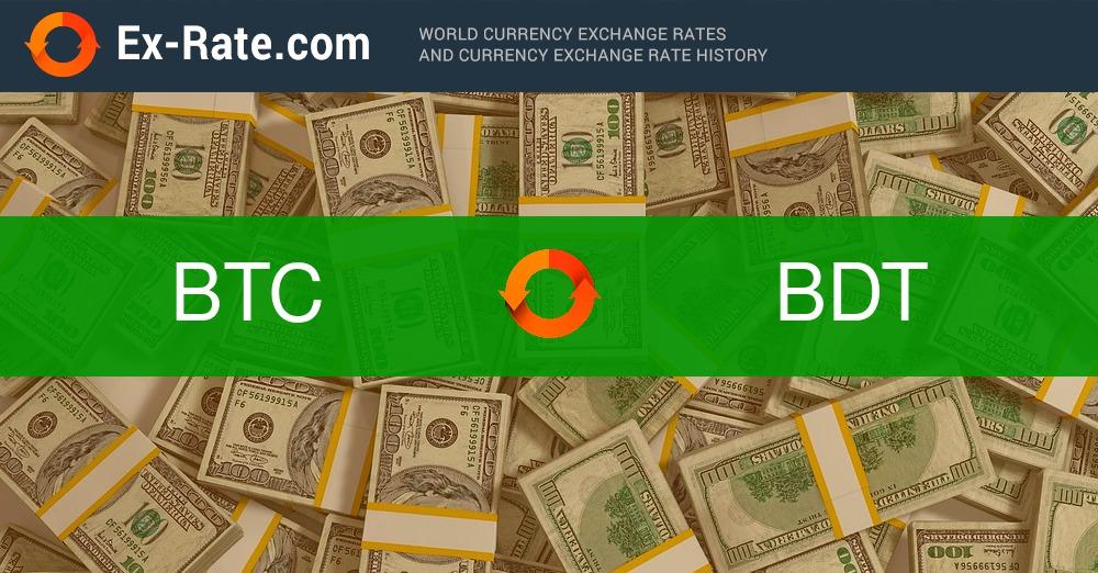 BTC a BDT - Bitcoin to Taka del Bangladesh convertitore di valuta