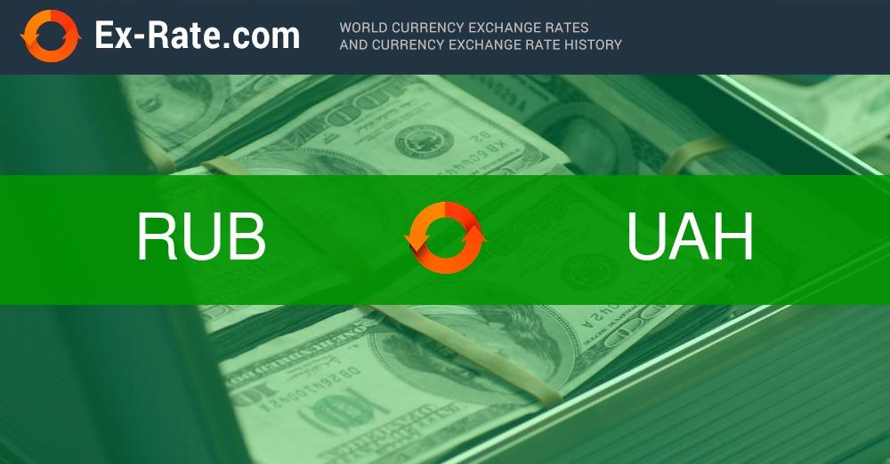Конвертер валют онлайн гривны рубли